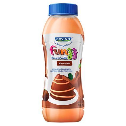 Flavoured Chocolate Milk - Govind