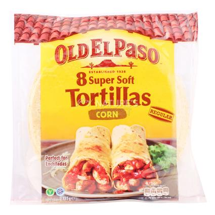 OLD ELPASO CORN TORTILLA 335G N 355G