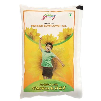 Sunflower Oil - Godrej
