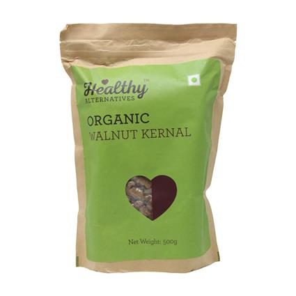 ORGANIC WALNUT KERNAL - HEALTHY ALTERNATIVES