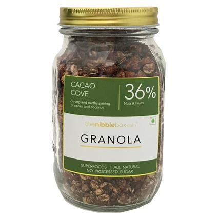 Cacao Cove Breakfast Granola - Thenibblebox