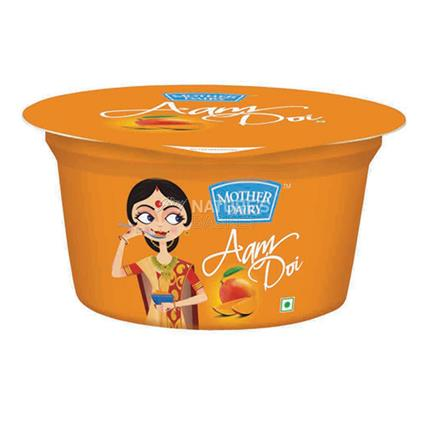 MOTHER DAIRY AAM DOI 85G CUP