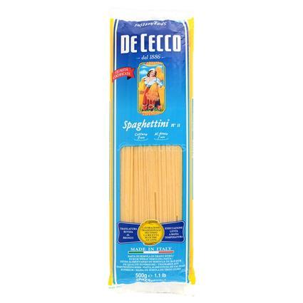 Spaghetti Pasta - De Cecco