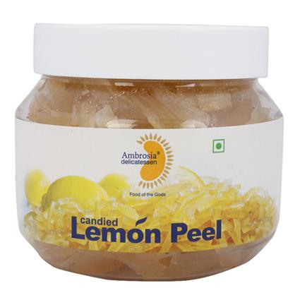 AMBROSIA LEMON PEEL 250G