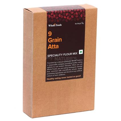 9 Grain Atta - Whole Foods