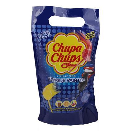 CHUPA CHUPS TONGUE PAINTER 300G