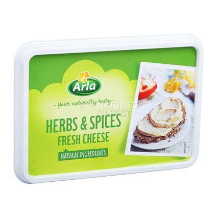 ARLA CHEESE HERB SPICE CHEESE 150G