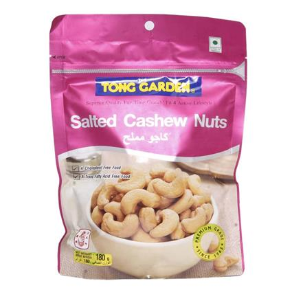 Salted Cashew Nuts - Tong Garden