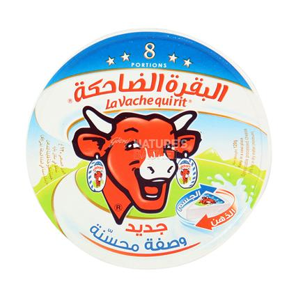 LAUGHING COW ORIGINAL CHEESE 120G