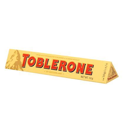 Swiss Milk Chocolate - Toblerone