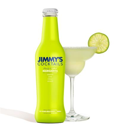 Jimmys Cocktails Margarita Mixer 250Ml