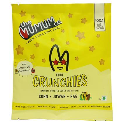 Cool Crunchies - Strawberry Banana - The Mumum Co.