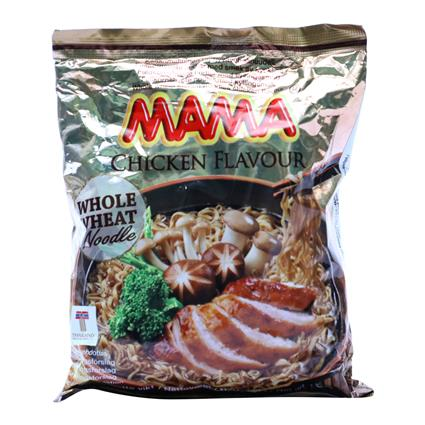 MAMA WHOLE WHEAT CHICKEN NOODLES 60G