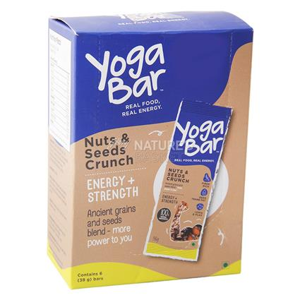 Nuts N Seeds Nutrition Bar - Yoga Bar