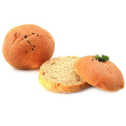 Whole Wheat Burger Buns - L