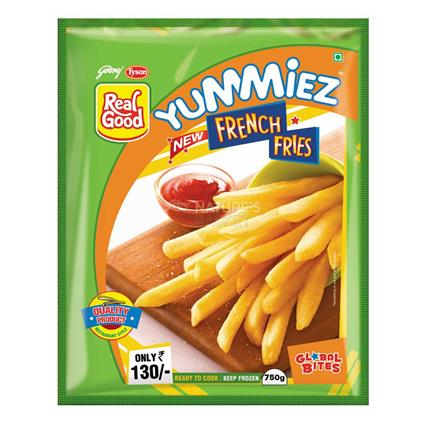 French Fries - Yummiez