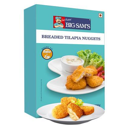 Breaded Tilapia Nuggets - Big Sams