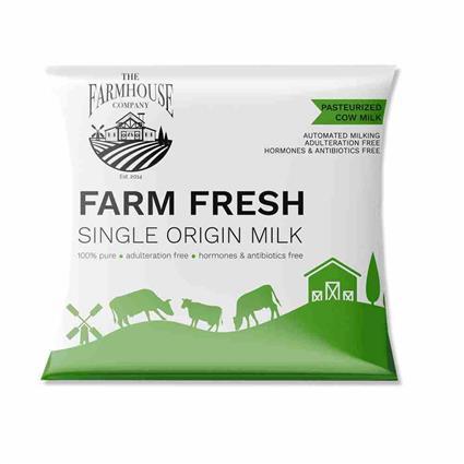 FARM HOUSE CO FRESH COW MILK 500ML