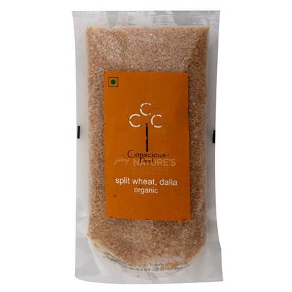 Split Wheat Dalia - Conscious Food
