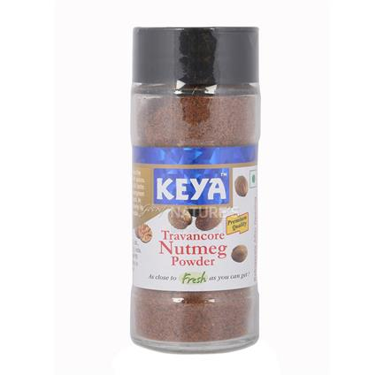 KEYA NUTMEG POWDER - TRAVANCORE 65G