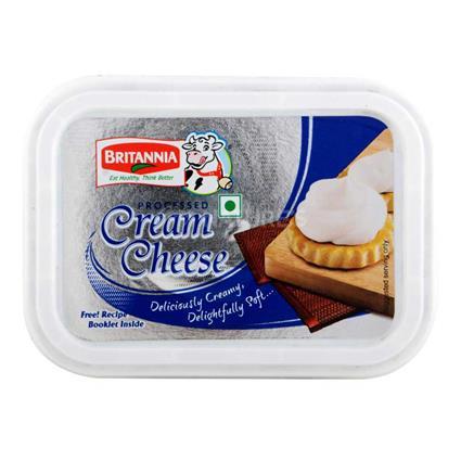 BRITANNIA CREAM CHEESE 180G