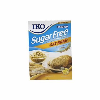 Health Biscuit Oat Bran - Iko
