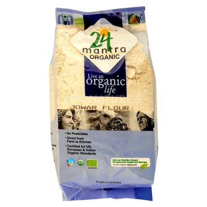 Jowar Flour - 24 Mantra Organic