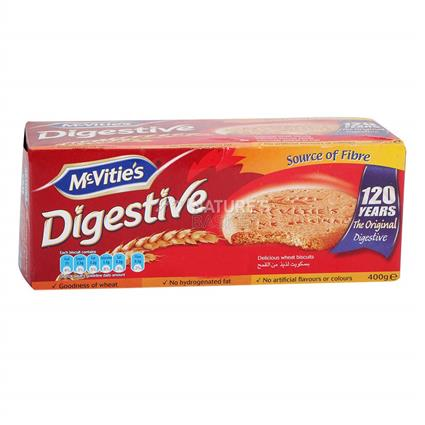 Original Digestive Cookies - Mc Vities