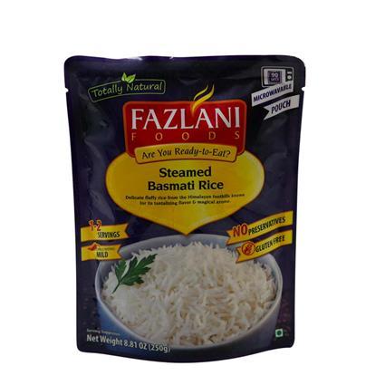 Fazlani Steamed Basmati Rice 250 Gm Pack