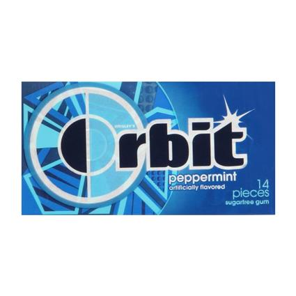 Peppermint Sugarfree Gum 14 Pcs Pack - Orbit