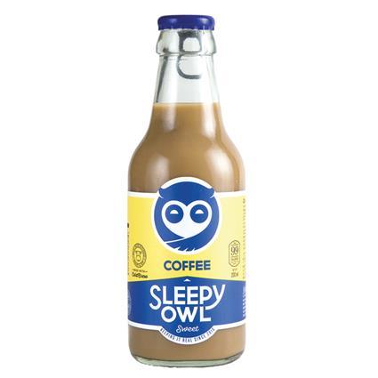 SLEEPY OWL COLD BREW COFFEE SWEET 200ML