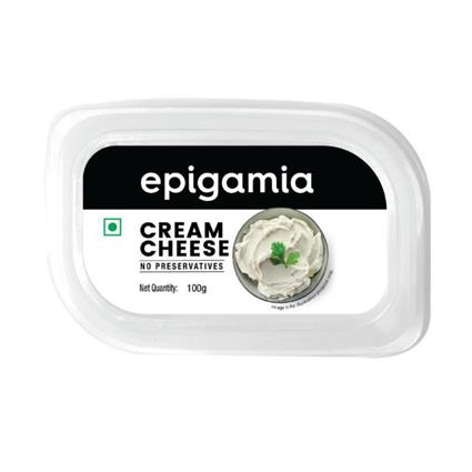 EPIGAMIA CREAM CHEESE 100G