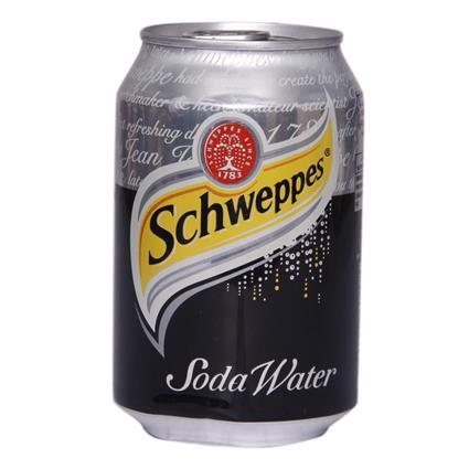 Soda Water - Schweppes