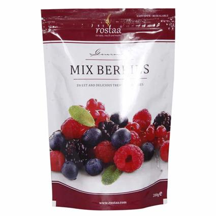 ROSTAA BERRYLICIOUS STD POUCH 200G