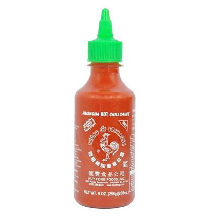 HUY FONG SRIRACHA SAUCE HOT CHILLI 266ML
