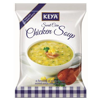 Instant Soup - Sweet Corn Chicken - Keya