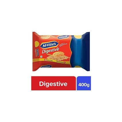 MCVITIES DIGESTIVE FMLY PKT BISCUITS 1Kg