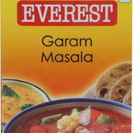 EVEREST GARAM MASALA  POWDER 100G