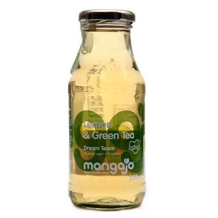 MANGAJO LEMON & GREEN TEA 250Ml
