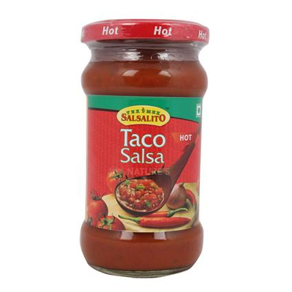 Taco Salsa Hot - Tex Mex Salsalito