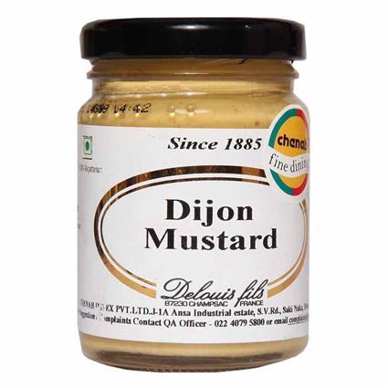 DELOUIS STRONG DIJON MUSTARD 100 G