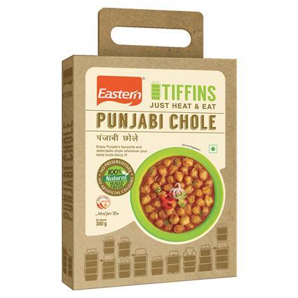 Punjabi Chole - Eastern