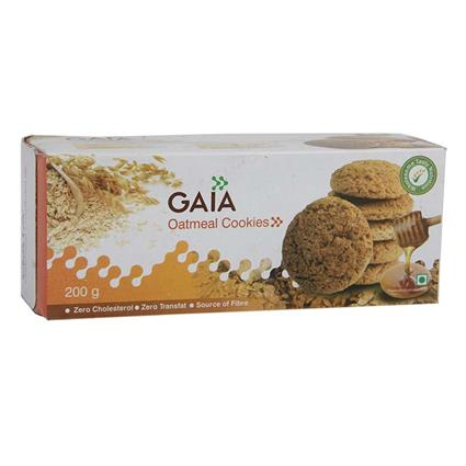 GAIA OAT MAIL COOKIS 200G