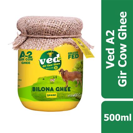 VED A2 COW GHEE 500 ML