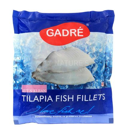 Tilapia Fish Fillets - Gadre