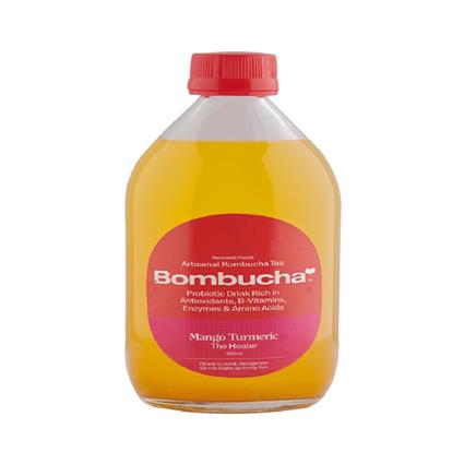 BOMBUCHA MANGO TURMERIC 500ML
