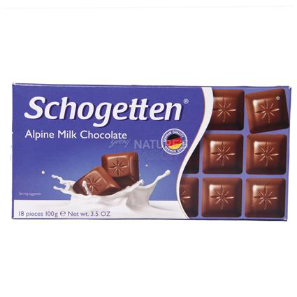 Alpine Milk Chocolate - Schogetten