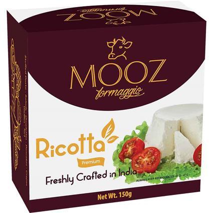 MOOZ RICCOTA CHEESE 150G