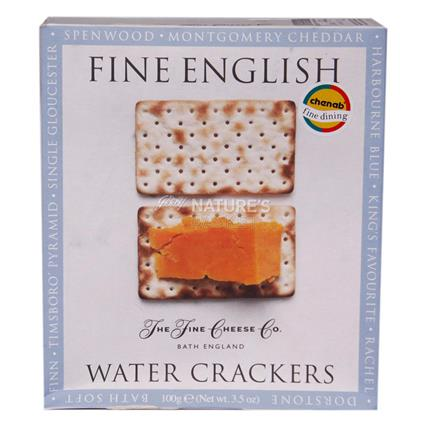 Water Crackers - The Fine Cheese Co.