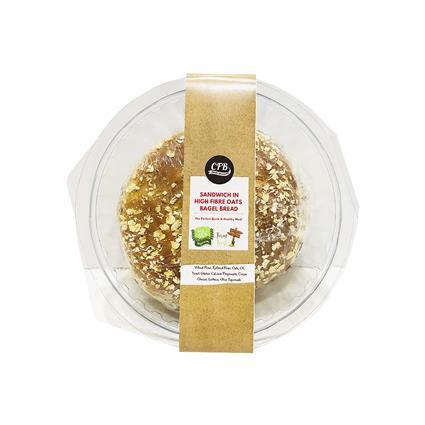 CFB Bagel Sandwich 160 Gm